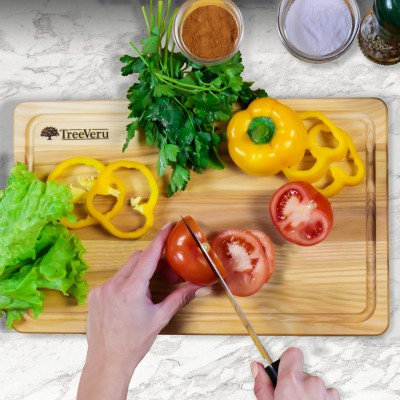 Нарезка салата легко и просто