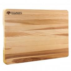 Доска деревянная разделочная TreeVeru прямоугольная 35х25х4 см  (ясень)