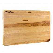 Доска деревянная разделочная TreeVeru прямоугольная 45х30х4 см (ясень)