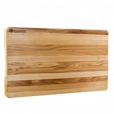 Доска деревянная разделочная TreeVeru прямоугольная 50х30х4 см  (ясень)