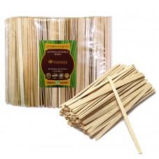 Размешиватель деревянный одноразовый Treeveru для напитков 140*6*1,3 мм- 1 сорт ЗИП 800